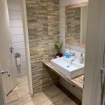 Sanierung Gastro Toiletten
